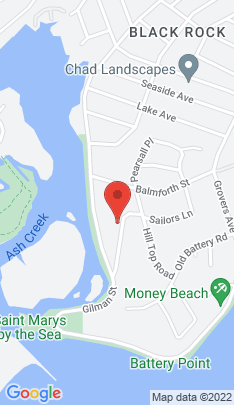 Map of Single Family Home on 262 Sailors Lane,Bridgeport, CT