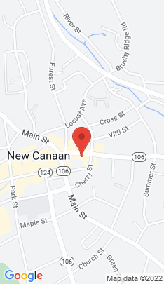 Map of Multi Family Home on 29 East Avenue,New Canaan, CT
