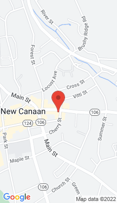 Map of Residential Property on 39 C East Avenue,New Canaan, CT