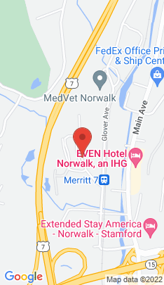 Map of Condo Home on 8 Oakwood Avenue,Norwalk, CT