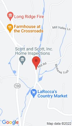 Map of Single Family Home on 189 Old Long Ridge Road,Stamford, CT