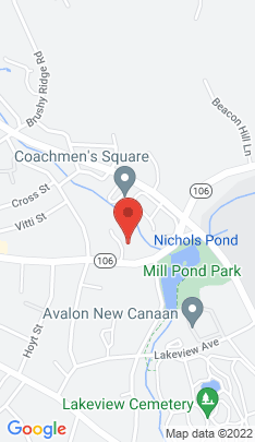 Map of Multi Family Home on 13 Hills Drive,New Canaan, CT