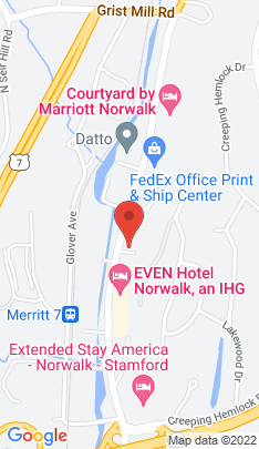 Map of Condo Home on 442 Main Avenue,Norwalk, CT