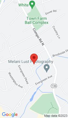 Map of Single Family Home on 5 Lone Pine Lane,Westport, CT