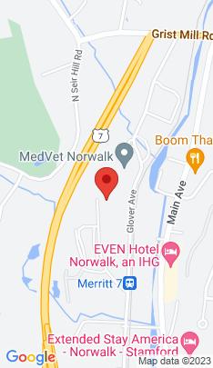 Map of Condo Home on 32 Oakwood Avenue,Norwalk, CT