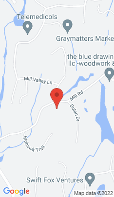 Map of Single Family Home on 161 Mill Road,Stamford, CT
