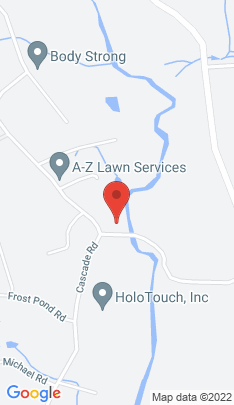 Map of Single Family Home on 460 Cascade Road,Stamford, CT