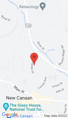 Map of Condo Home on 109 Forest Street,New Canaan, CT