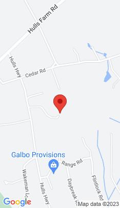 Map of Single Family Home on 176 Butternut Lane,Fairfield, CT