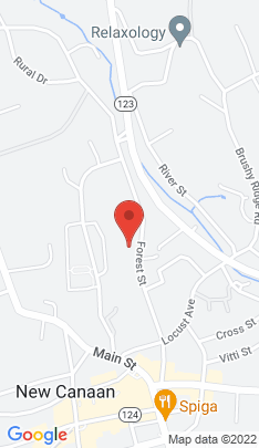 Map of Condo Home on 118 Forest Street,New Canaan, CT