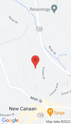 Map of Condo Home on 81 Heritage Hill Road,New Canaan, CT