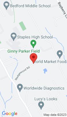 Map of Luxury Mansion on 11 Wedgewood Road,Westport, CT