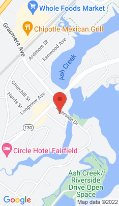 Map of Multi Family Home on 44 Riverside Drive,Fairfield, CT