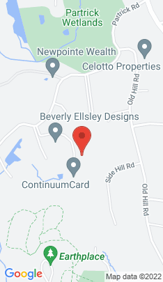 Map of Single Family Home on 11 Partrick Lane,Westport, CT