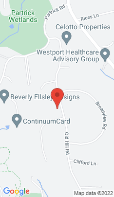 Map of Single Family Home on 67 Old Hill Road,Westport, CT