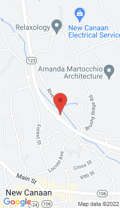Map of condominium home on 98 New Norwalk Road,New Canaan, CT