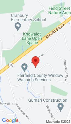 Map of Single Family Home on 4 Pocono Road,Norwalk, CT