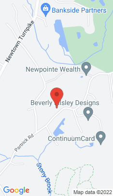 Map of Single Family Home on 66 Partrick Road,Westport, CT