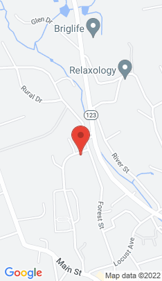 Map of condominium home on 179 Heritage Hill Road,New Canaan, CT