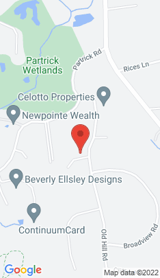 Map of Single Family Home on 75 Old Hill Road,Westport, CT