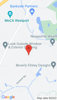 Map of Single Family Home on 19 Crawford Road,Westport, CT