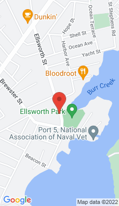 Map of Condo Home on 65 Ellsworth Street,Bridgeport, CT
