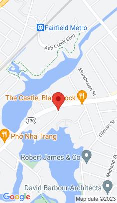 Map of Condo Home on 140 Beachview Avenue,Bridgeport, CT