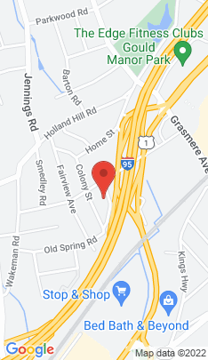 Map of Single Family Home on 31 Old Spring Road,Fairfield, CT