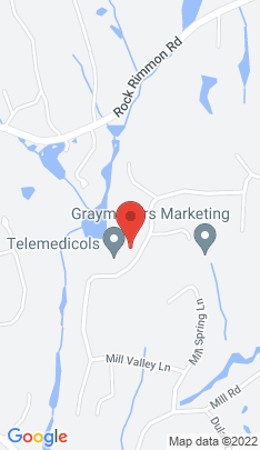 Map of Single Family Home on 121 Blackberry Drive,Stamford, CT