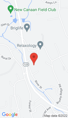 Map of Single Family Home on 147 River Street,New Canaan, CT
