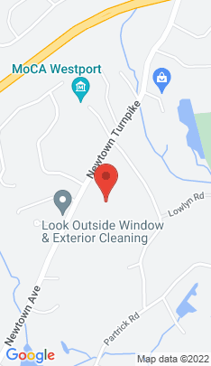 Map of Single Family Home on 2 Newtown Turnpike,Westport, CT