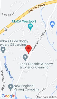 Map of Single Family Home on 1 Columbine Lane,Norwalk, CT