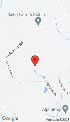 Map of single family home on 790 Cedar Brook Lane,Fairfield, CT