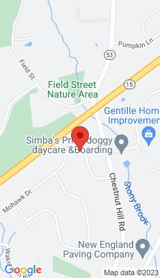 Map of Single Family Home on 17 Cranbury Woods Road,Norwalk, CT