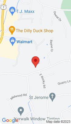 Map of Single Family Home on 32 Bayne Street,Norwalk, CT