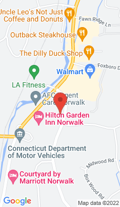 Map of Single Family Home on 253 Rocks Road,Norwalk, CT