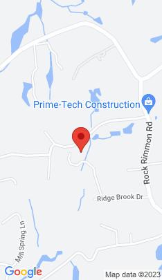 Map of Single Family Home on 40 Ridge Brook Lane,Stamford, CT