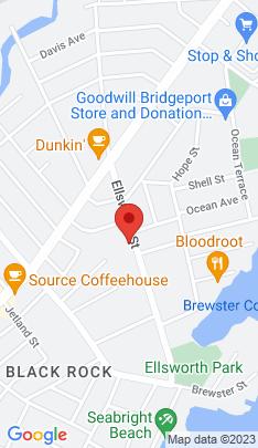 Map of Multi Family Home on 315 Ellsworth Street,Bridgeport, CT