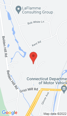 Map of Single Family Home on 116 Old Belden Hill Road,Norwalk, CT