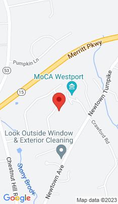 Map of Single Family Home on 14 1/2 Columbine Lane,Norwalk, CT