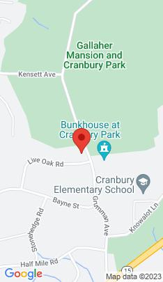 Map of Single Family Home on 2 Live Oak Road,Norwalk, CT