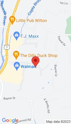 Map of Condo Home on 606 Foxboro Drive,Norwalk, CT
