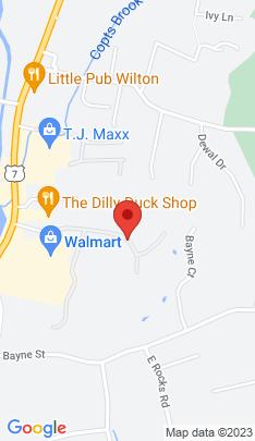 Map of Condo Home on 710 Foxboro Drive,Norwalk, CT