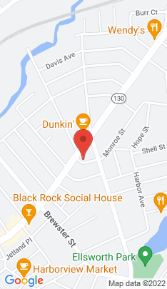 Map of Condo Home on 60 Circular Avenue,Bridgeport, CT