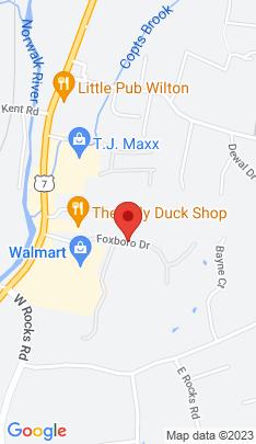 Map of Condo Home on 207 Foxboro Drive,Norwalk, CT