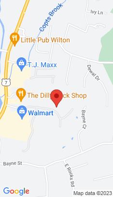 Map of Condo Home on 619 Foxboro Drive,Norwalk, CT
