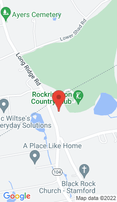 Map of Single Family Home on 2905 Long Ridge Road,Stamford, CT