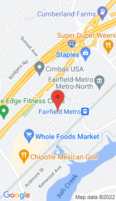 Map of Single Family Home on 54 New England Avenue,Fairfield, CT