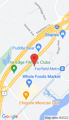 Map of condominium home on 111 New Hampshire Avenue,Fairfield, CT