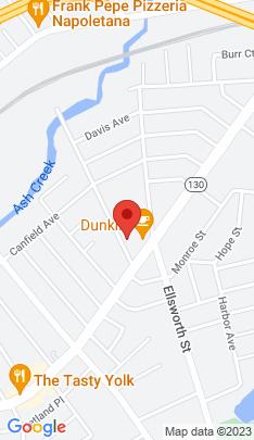Map of Multi Family Home on 58 Scofield Avenue,Bridgeport, CT